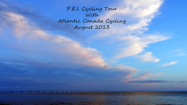P.E.I. Cycling with Atlantic Canada Cycling