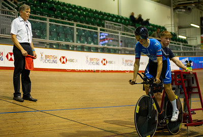 British National Youth and Junior Track Championships 2019. The Rudge Whitworth Cup, Newport Velodrome