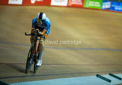 British National Youth and Junior Track Championships 2019. 2000m Pursuit Championship - Female Junior, Newport Velodrome