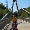 PEDISTRIAN/BICYCLE BRIDGE