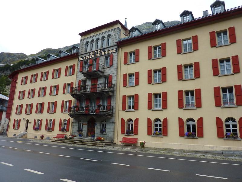 RHONE GLACIER HOTEL