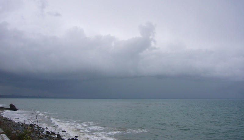 STORMY WEATHER COMING OUR WAY
