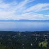 TAHOE PANORAMA FROM VIEW POINT ON MT. ROSE HIGHWAY