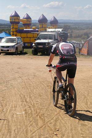 11-12 Oct 08 - Scott 24 Hour race - Stromlo Forest Park, ACT