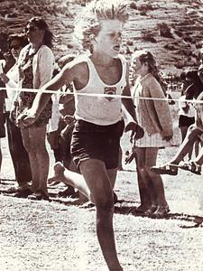 Gisborne  Country Schools Running Champion 1972.