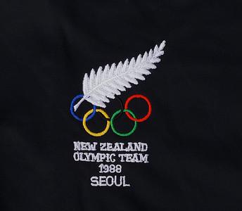 New Zealand Olympic Team 1988 Seoul