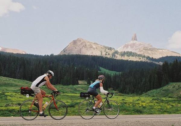 Lizard Head Pass, 2003 Ride the Rockies