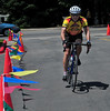 The Finish Line<br /> 7:42 Ride Time<br /> 15.9 mph average<br /> 42 mph fastest speed