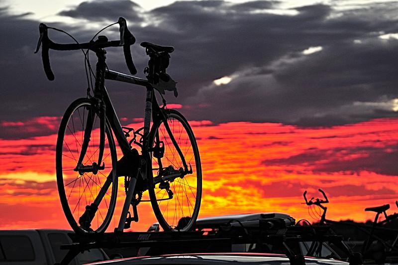 A Bike Rise