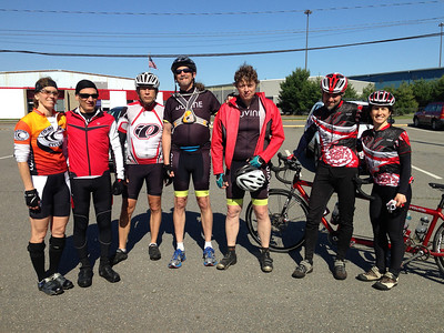 200K Tandem Ride with Brent Bell - May 2014