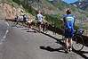 Day 4<br /> <br /> Above Silverton<br /> I thought I saw Olympian Alison Dunlap...