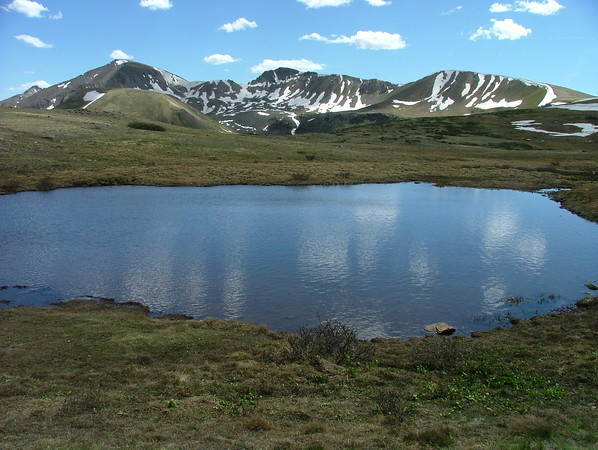 Mountain Boy Park from Independence Pass