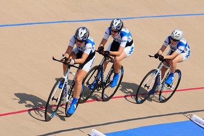 Collegiate Women Team Pursuit