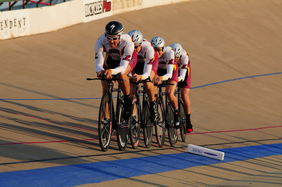 Men Team Pursuit