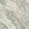 110 mile route