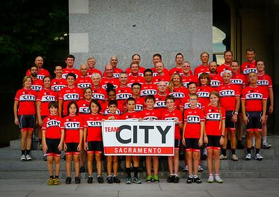 2014 City Bike Works Team
