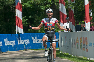 2014 USA Cycling Road Nats Elite RR Finish