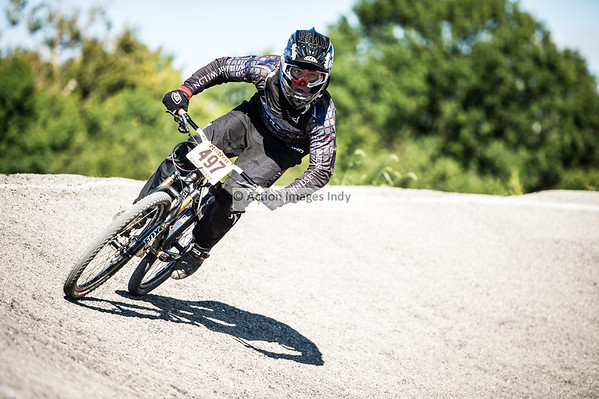2014_Marian Fall MTB - 4-Cross Racing