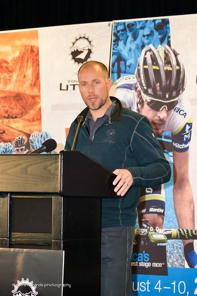 Steve Miller, Tour of Utah owner/organizer