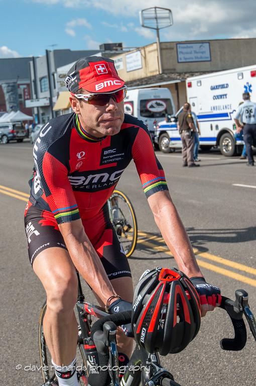 Tour de France & World Championships winner - Cadel Evans