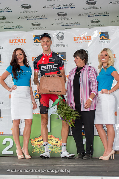 stage 2 winner Schar gets a piece of Torrey sandstone