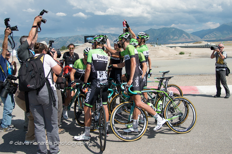 belkin team gathers to celebrate