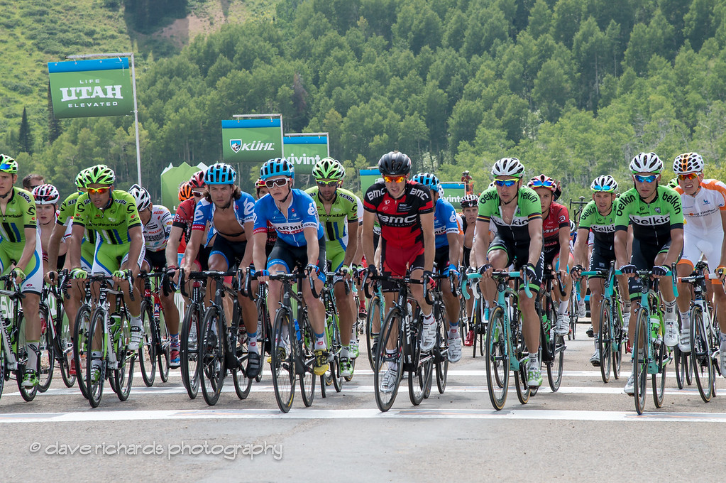 the gruppetto rolls in