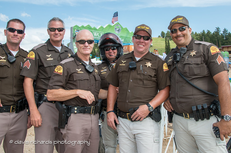 Utah Highway Patrol squad who made it safe for all of us