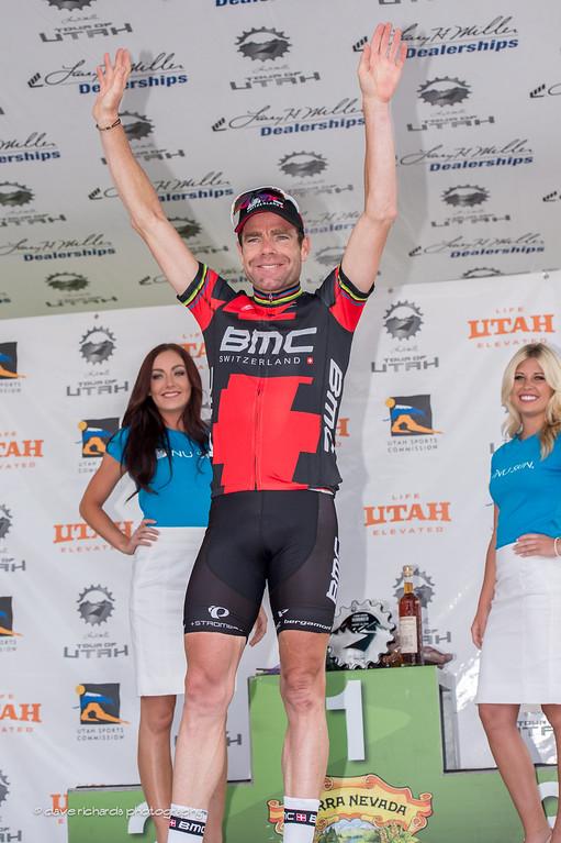 Cadel Evans - Stage 7 winner