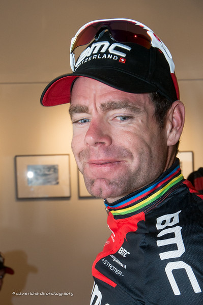 Cadel Evans, reflections after the race
