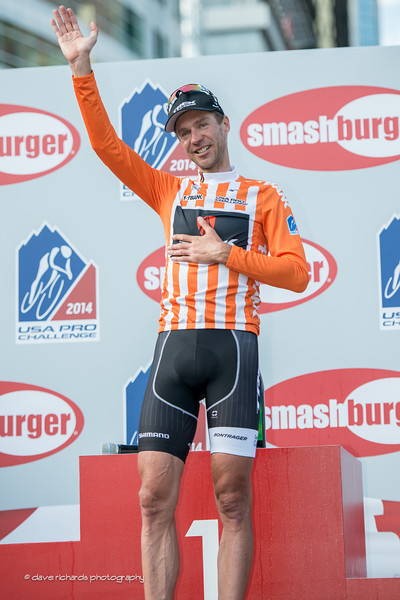 Jens Voigt says goodbye, closing out a phenomenal 22 year pro cycling career which included 17 Tours de France,  2014 USA Pro Challenge