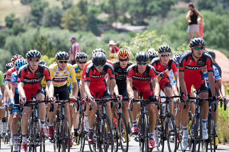 BMC boys lead the charge up Ridge Road, Stage 4, 2014 USA Pro Challenge