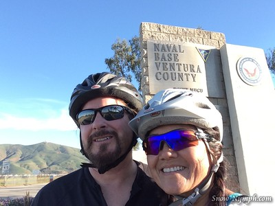 2015 (Feb 14) Ventura Pier to Pt Mugu and back