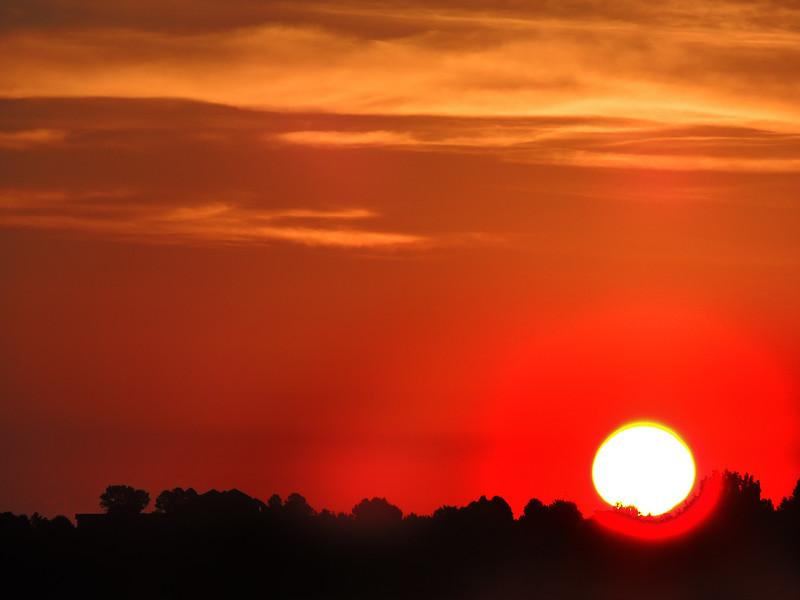 Day 1 Sunrise