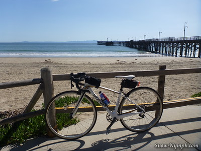 2015 (Mar 3)  Goleta Riding while waiting for 20K check on FJ