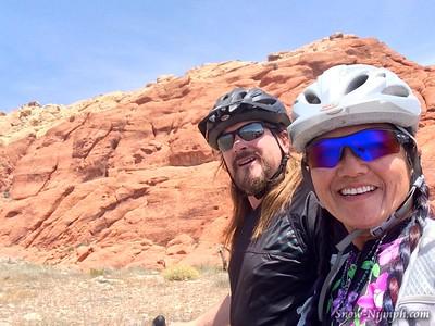 2015  (May 13) Red Rock Canyon Loop, Las Vegas, NV