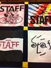 RtR Staff T-Shirt Quilt