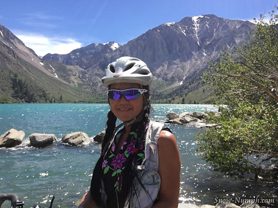 2016-06  June bike rides in Mammoth