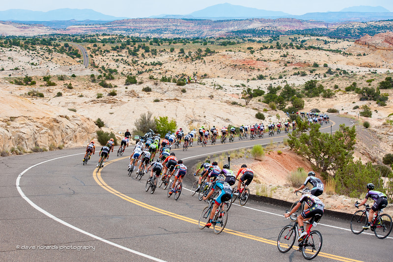 rippin' the rock, Stage 2, 2016 Tour of Utah