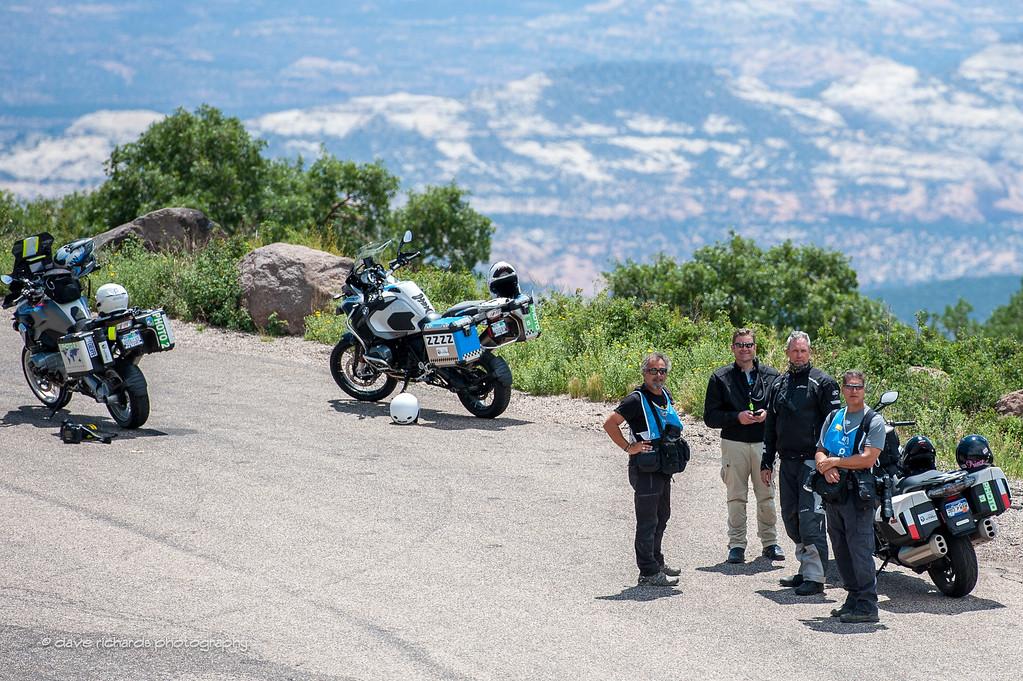 desperados of the road, Stage 2, 2016 Tour of Utah