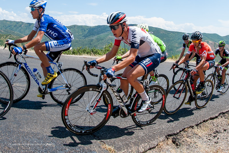 seriously hurting, Stage 3, 2016 Tour of Utah