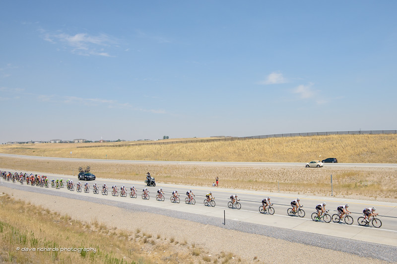 Jelly Belly team drillin' on the front, Stage 4, 2016 Tour of Utah