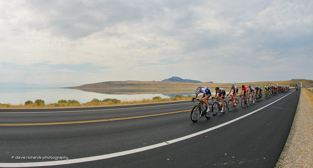 the chase is on for Stage 5, 2016 Tour of Utah