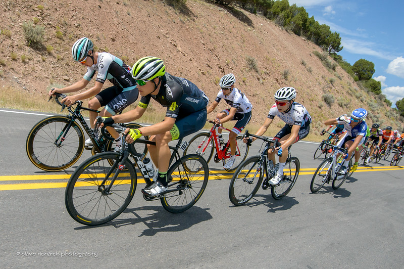 Drillin' it! Stage 6, 2016 Tour of Utah. Photo by Dave Richards, daverphoto.com