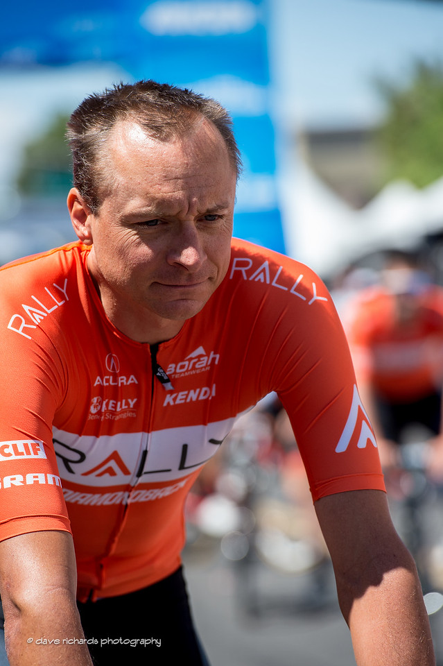 Veteran ace rider Danny Pate (Rally Cycling) Men's Stage 2, 2017 Amgen Tour of California (Photo by Dave Richards, daverphoto.com)