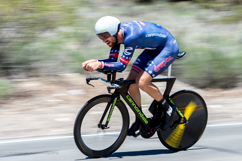 Stars & Stripes. Individual Time Trial, Men's Stage 6, 2017 Amgen Tour of California (Photo by Dave Richards, daverphoto.com)