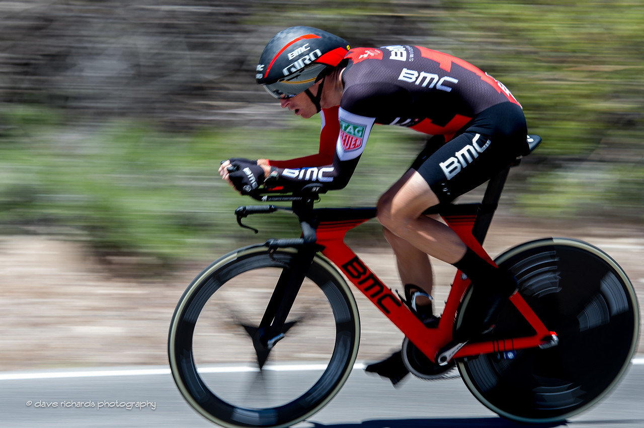 BMC on the move. Individual Time Trial, Men's Stage 6, 2017 Amgen Tour of California (Photo by Dave Richards, daverphoto.com)
