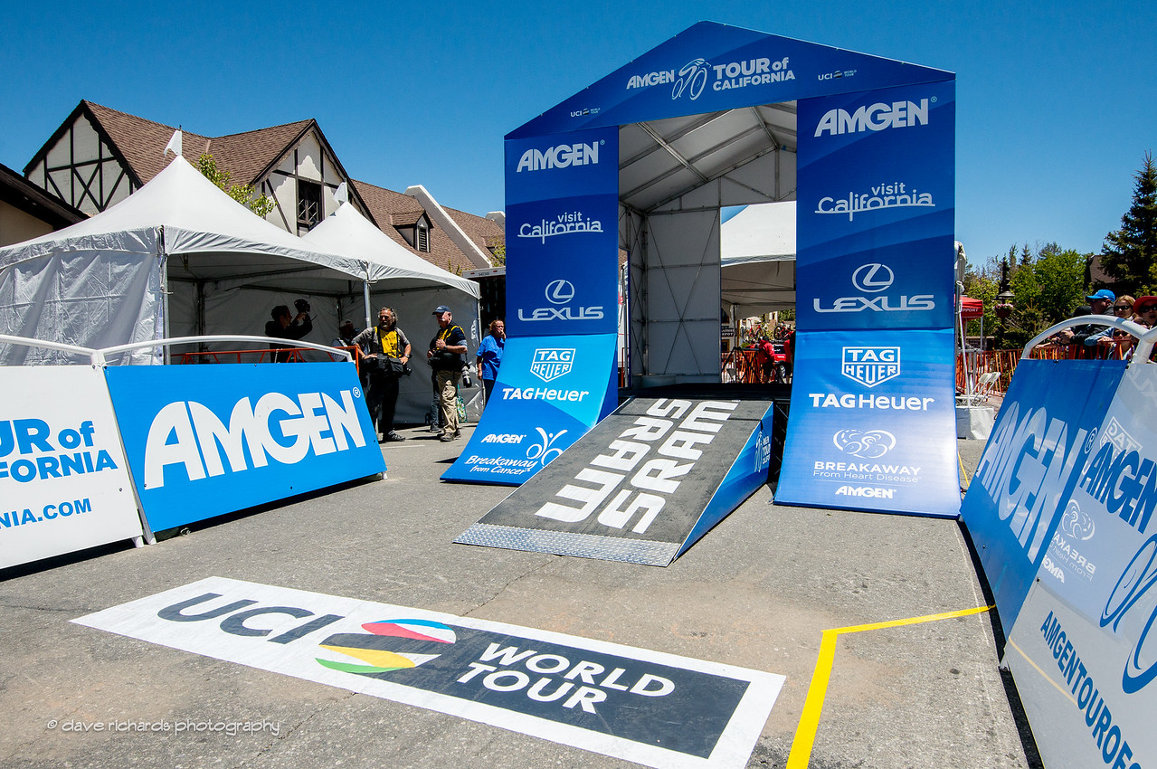 Anticipation....  Individual Time Trial, Men's Stage 6, 2017 Amgen Tour of California (Photo by Dave Richards, daverphoto.com)