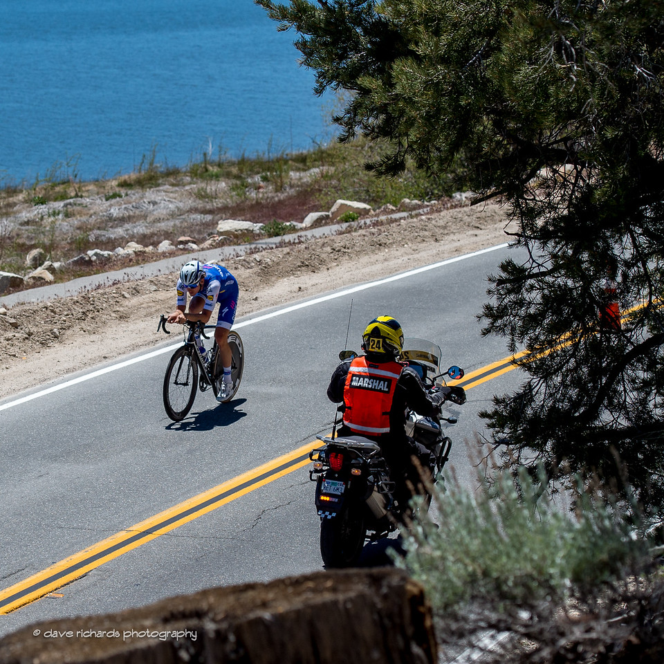 Passing by. Individual Time Trial, Men's Stage 6, 2017 Amgen Tour of California (Photo by Dave Richards, daverphoto.com)