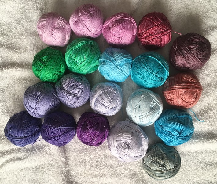 hand-dye winded